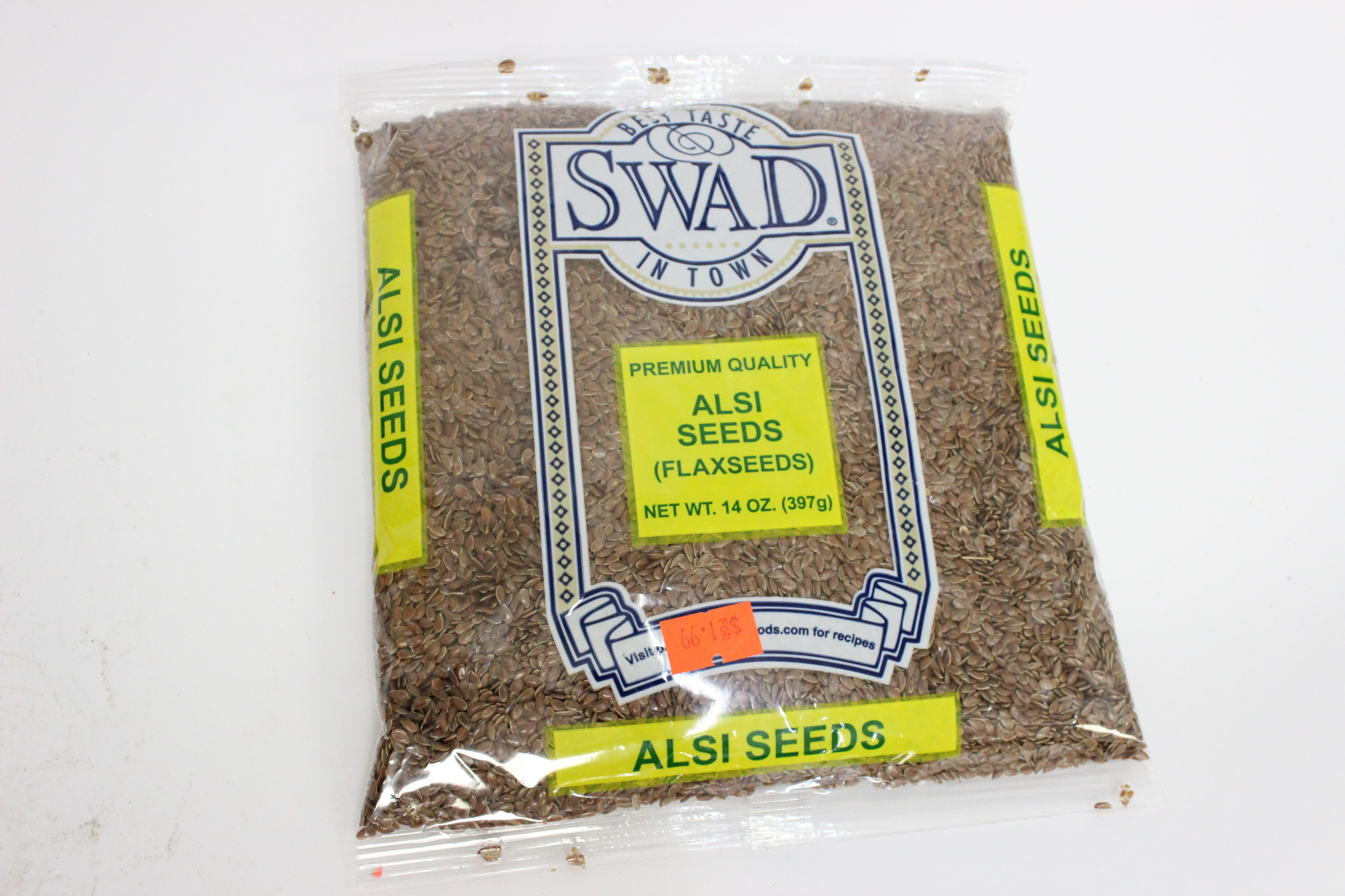 Alsi Seeds (Flaxseeds) 14oz