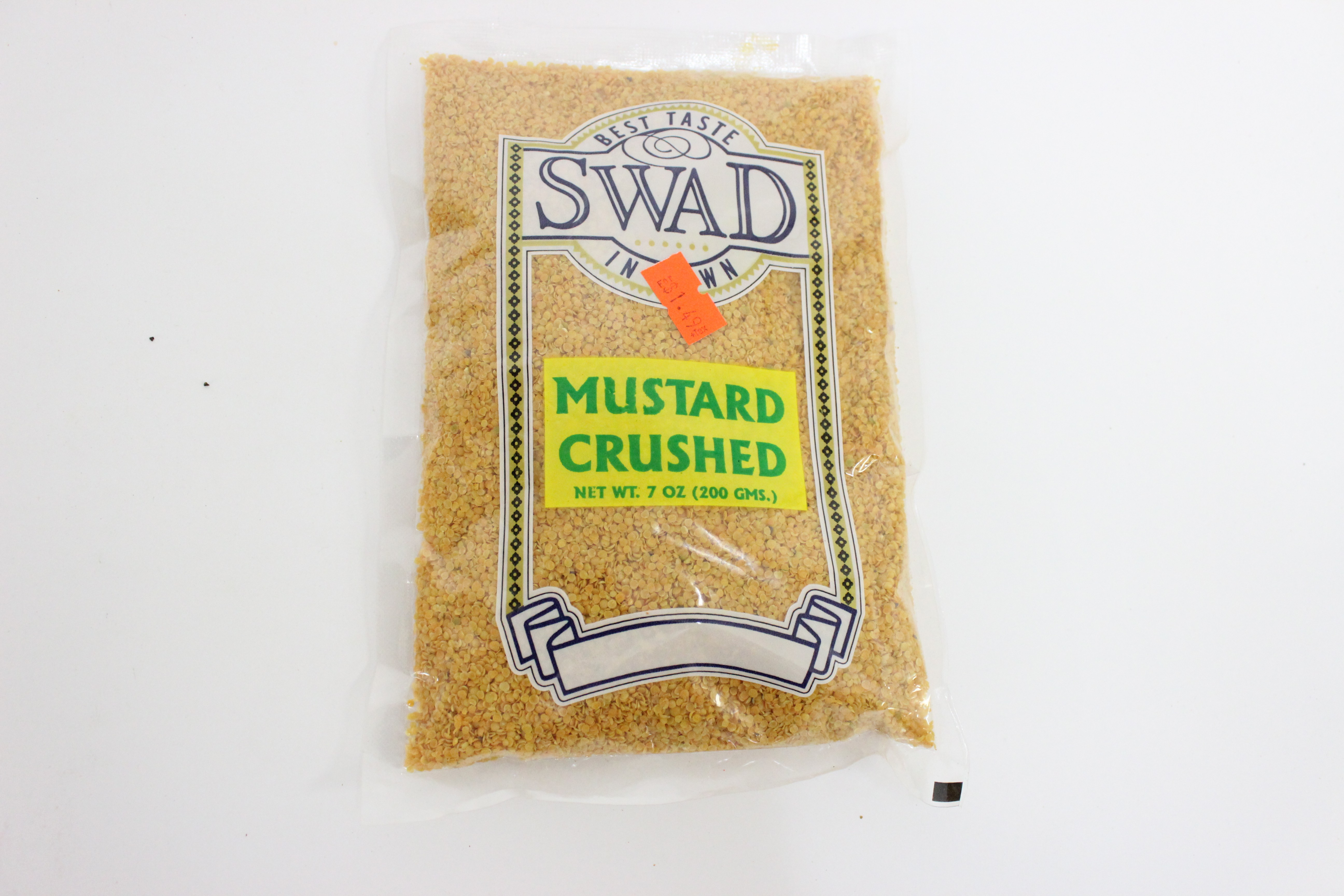 Mustard Crushed 7 oz