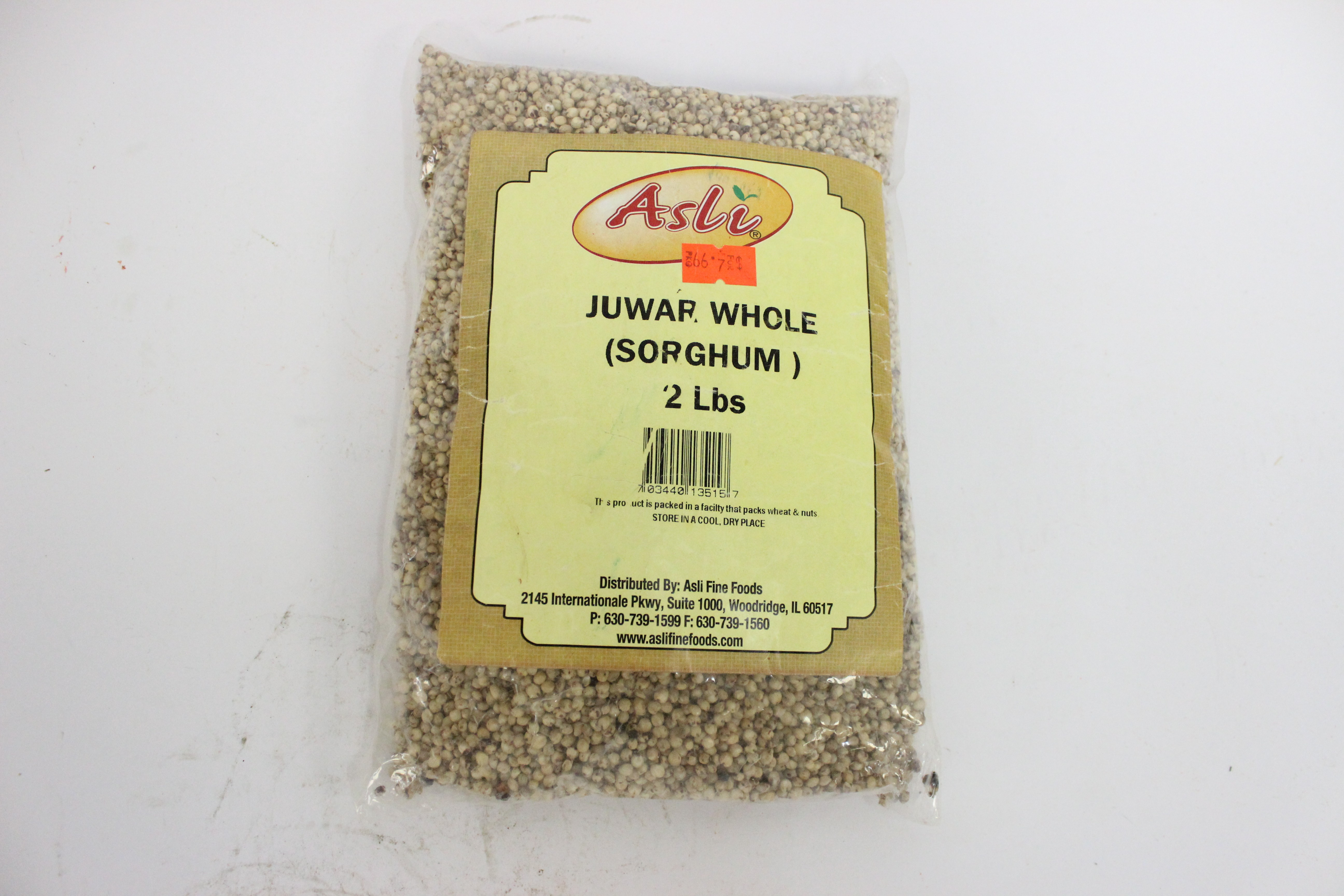 Juwar Whole 2 lbs