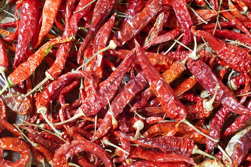 Dry Red Chilli Whole 7 oz