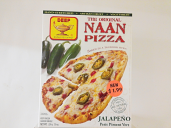 Deep's The Original Pizza ( Jalapeno )  7.9 oz