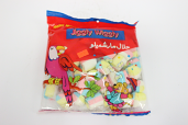 Jiggly Wiggly Halal Marshmallows 8.80 oz (Colored)