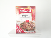 National Chatpati Achari Biryani Spice Mix 110 grm