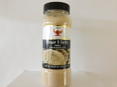 Deep Ginger & Garlic Powder in Jar 14 oz