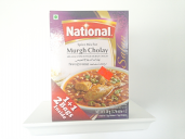 National Murgh Cholay Spice Mix 100 grm