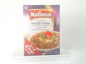 National Murgh Cholay Spice Mix 100 grm