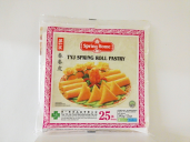TYJ Spring Roll Pastry 25 sheets 12 oz