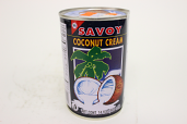 Savoy Coconut Cream 14 oz