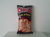 Chillz Salt & Pepper Potato Sticks 25 gms