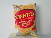 Corntos Chilli Cheese Flavour Corn Snack 70 grm