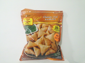 Deep Chana Dal Samosa 50 pcs 15 oz