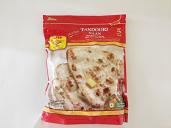 Deep Tandoori Naan 5 pcs 15 oz