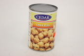 Cedar Chick Peas 15 oz