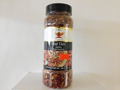 Deep Crushed Red Chilli in Jar 12.3 oz