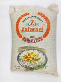 Zafarani Basmati Rice 40 lb