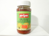 Priya Lime Pickle 300 grm