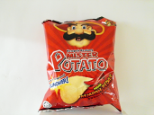 Mister Potato Hot & Spicy Chips 75 grm
