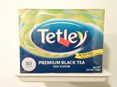 Tetley Premium Black Tea 80 Bags