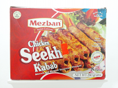 Mezban Chicken Seekh Kabab 8 pcs 280 grm