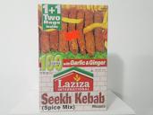 Laziza Seekh Kebab Spice Mix 100 grm