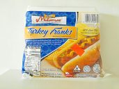 Midamar Turkey Franks 12 oz