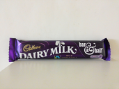 Cadbury Dairy Milk Chocolate 110 grm