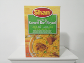 Shan Karachi Beef Biryani Spice Mix 50 grm
