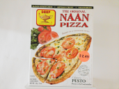 Deep's The Original Pizza ( Cilantro Pest )  7.4 oz